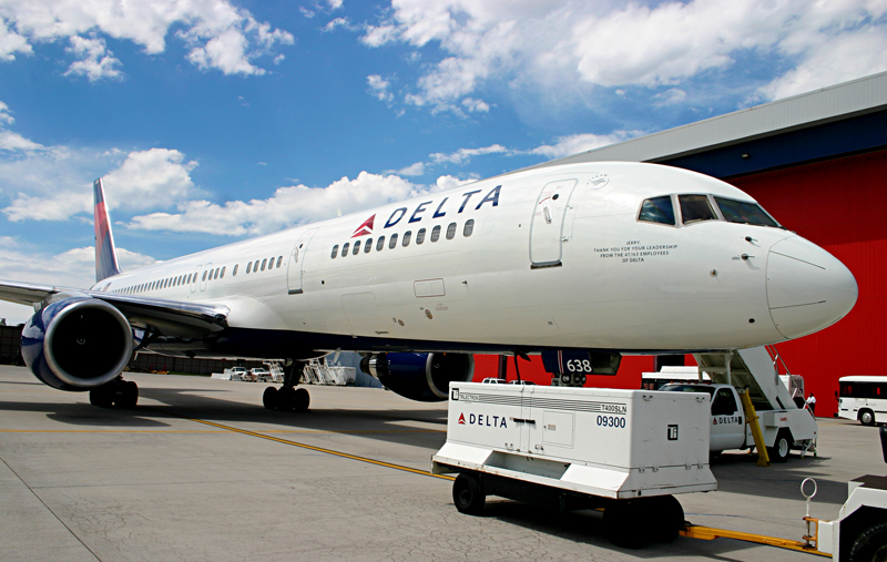 Delta Air Lines bankruptcy emergence Salt Lake City