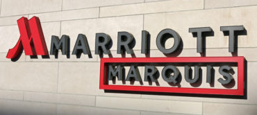 Marriott Marquis Washington District of Columbia