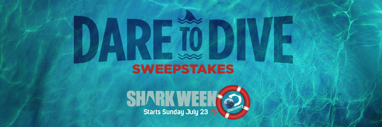 Dare to Dive sweepstakes 2017