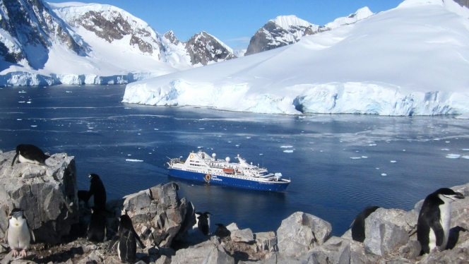 A Deal to Antarctica Because of 2019 Novel Coronavirus — But Hurry - The Gate