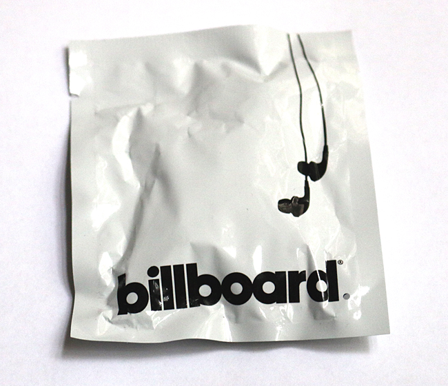 Billboard headphones