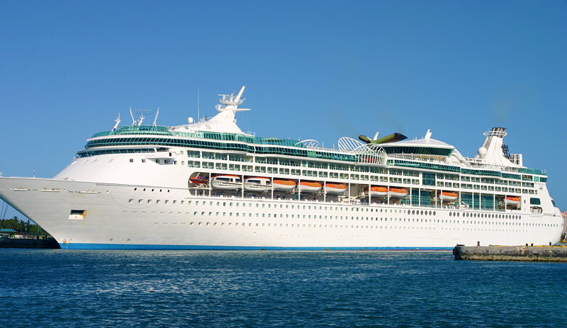 Cruise ship Bahamas