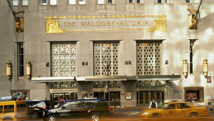 Waldorf=Astoria New York
