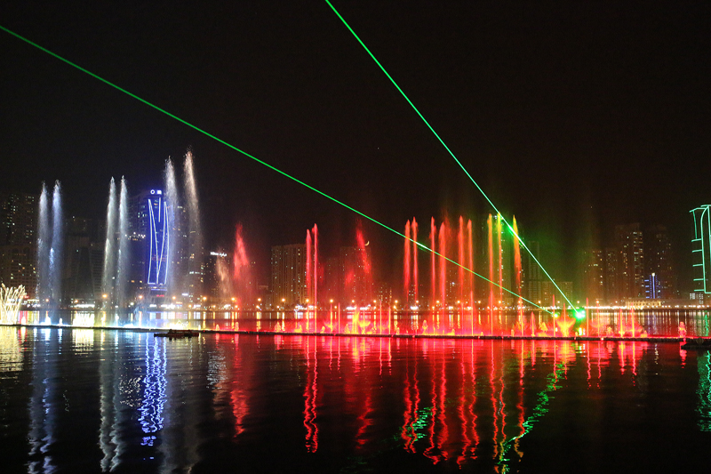 Sharjah Fountain