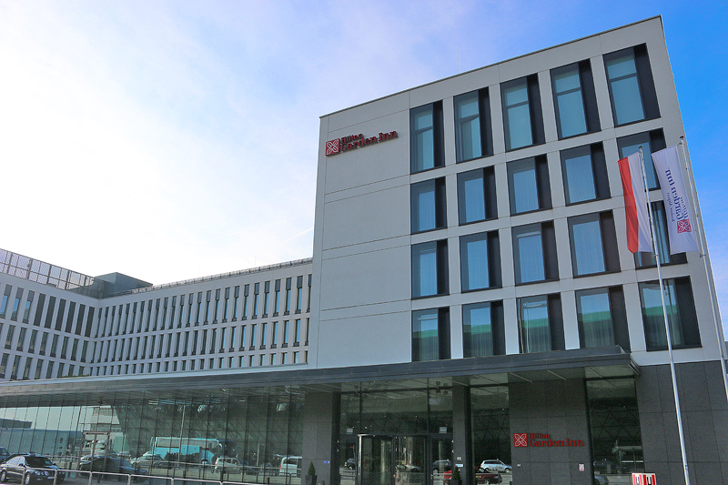 Review: Hilton Garden Inn Krakow Airport