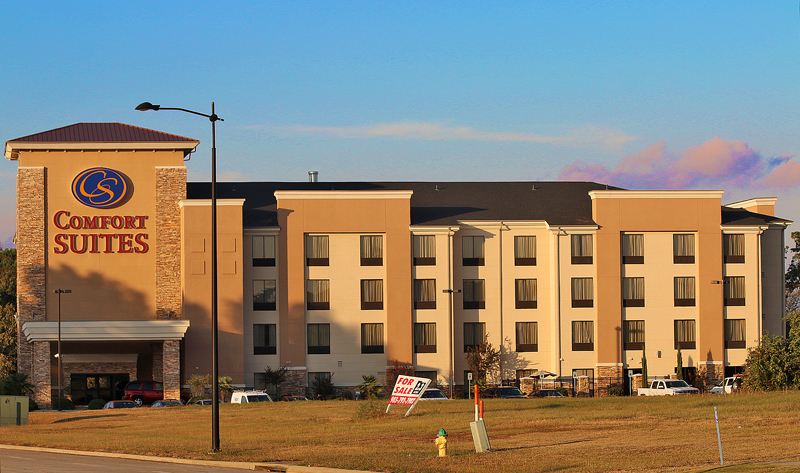 Comfort Suites Texarkana Choice Hotels