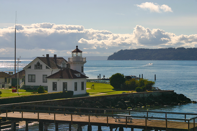 Mukilteo Lighthouse Seattle