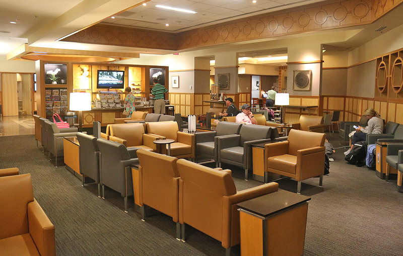 Admirals Club Lounge Atlanta