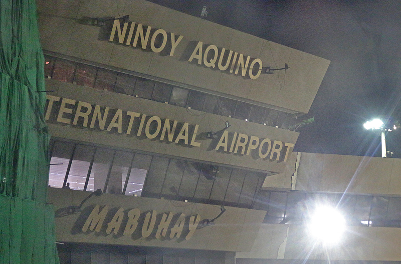 Ninoy Aquino Manila International Airport