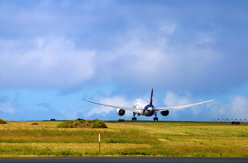 LATAM Boeing 787 Dreamliner airplane